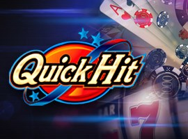 Quick Hits slot machine games