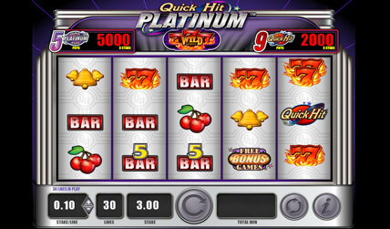 Quick Hits Slot  screenshot 2