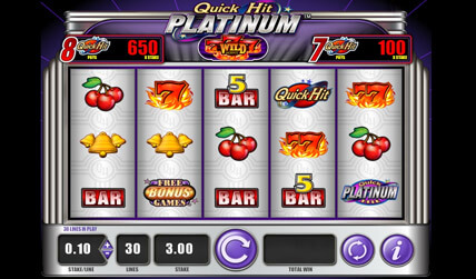 Quick Hits Slot  screenshot 1