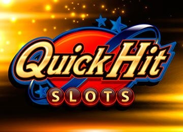 Win real money playing Quick hits slot online for free